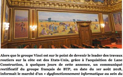 Caroline Ruellan / Forbes : «Les Assemblées Générales D'Actionnaires, Un Colosse Aux Pieds D'Argile»