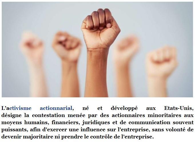 Caroline Ruellan / Forbes : «L'Activisme Actionnarial, Ce Que Propose Le Rapport d'Eric Woerth»