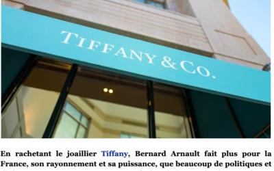 Caroline Ruellan / Forbes : «Ce Que Le Rachat De Tiffany Par LVMH Dit Du Rayonnement De La France»